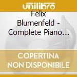 Studi x pf (integrale) cd musicale di Blumenfeld