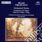 Truscott - Suite In Sol Mag, Elegia Per Archi, Sinfonia In Mi Mag cd musicale di Truscott