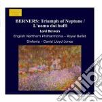 Il trionfo di nettuno, l'uomo dai baffi, cd musicale di Lord Berners