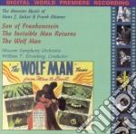 Monster Music Of Salter & Skinner cd musicale di O.S.T.