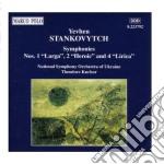 Stankovytch  - Kuchar Theodore Dir  /national Symphony Orchestra Of Ukraine cd musicale