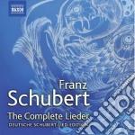 Lieder (integrale) cd musicale di Franz Schubert