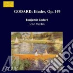 Studi op.149: etudes melodique, etudes r cd musicale di Benjamin Godard
