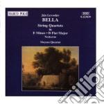 Bella - Quartetto X Archi In Mi Min, In Sib Mag, Notturno X Quartetto D'archi  - Moyzes Quartet cd musicale di Bella