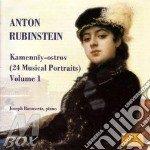 Kamanniy-ostrov (24 ritratti musicali) v cd musicale di Anton Rubinstein