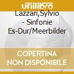 Sinfonia in mib mag, tableaux maritimes cd musicale di Sylvio Lazzari