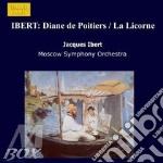 Diane de poitiers (balletto, suite i e i cd musicale di Jacques Ibert