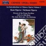 Musica operistica cinese vol.1 cd musicale