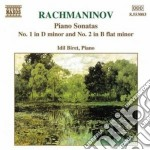 Rachmaninov Sergei - Sonata X Pf N.1 Op.28, N.2 Op.36 cd musicale di Sergei Rachmaninov