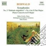 Berwald Franz - Sinfonia N.3
