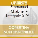 Integrale x pf vol.3: espana, 3 valses r cd musicale di Emmanuel Chabrier