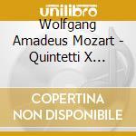 String quintets k 406 & k516 cd musicale di Wolfgang Amadeus Mozart