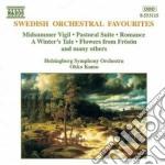 Composizioni Di Soderman, Stenhammar, Larsson, Peterson-berger, Alfven, Wiren cd musicale