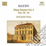 Sonate x pf vol.4 (integrale): sonata n. cd musicale di Haydn franz joseph