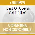 THE BEST OF OPERA VOL.1 cd musicale