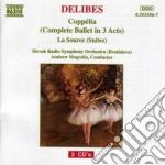 Coppelia (balletto completo), la source cd musicale di LÉo Delibes