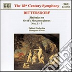 Dittersdorf Carl Ditters Von - Sinfonia Sulle