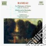 Rameau Jean Philippe - Suite X Orchestra Vol.1: La Naissance D'osiris, Abaris Ou Les Boreades cd musicale di Rameau jean philippe