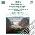 Opere x pf vol.11 (integrale): per gynt cd musicale di Edvard Grieg
