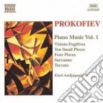 Opere x pf (integrale) vol.1: toccata op cd musicale di Sergei Prokofiev