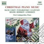 Christmas piano music cd musicale