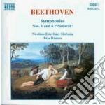 Beethoven Ludwig Van - Sinfonia N.1 Op.21, N.6 Op.68