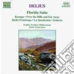 Delius Frederick - Florida Suite, Over The Hills And Far Away, Idylle Printemps, La Quadroone, Sche cd musicale di Frederick Delius