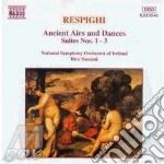 Respighi Ottorino - Antiche Arie E Danze: Suite N.1 > N.3 cd musicale di Ottorino Respighi