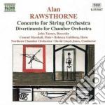 Rawsthorne Alan - Concerto X Orchestra D'archi, Concertante Pastorale X Fl,corno E Archi, Light Mu cd musicale di Alan Rawsthorne