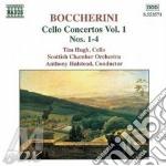Cello concertos vol.1 cd musicale di BOCCHERINI