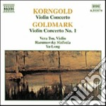 Korngold Erich Wolfgang - Concerto X Vl. In Re Mag. Op.35 cd musicale di Korngold erich wolfg