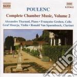 Musica da camera (integrale) vol.2: sona cd musicale di FranÇis Poulenc