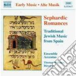 Musica ebraica romantica cd musicale