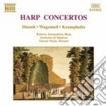 Dussek Franz Xaver - Concerto Per Arpa Op.15, Sonata Per Arpa N.2 Op.34 cd musicale di Dussek franz xaver