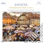 Janacek Leos - Cori X Voci Maschili cd musicale di Leos Janacek