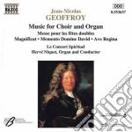 Geoffroy cd musicale