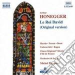 Le roi david (salmo sinfonico in 3 parti cd musicale di Arthur Honegger