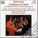 L'enfance du christ (trilogia sacra op.2 cd musicale di Hector Berlioz