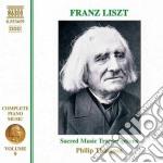 Opere x pf (integrale) vol. 9: trascrizi cd musicale di Franz Liszt