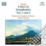 Fibich Zdenek - Sinfonia N.1 Op.17, N.2 Op.38 cd musicale di Fibich