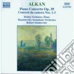 Alkan Charles Valentin - Opere Per Pianoforte E Orchestra cd musicale di Alkan charles valent