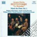 Hotteterre Jacques Martin - Opere X Fl Vol.1: Primo Libro Dei Pezzix Fl Treverso: Suite N.1>4, Pezzi X 2 Fl cd musicale di Hotteterre jacques m
