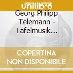 Telemann Georg Philip - Tafelmusik Vol.3: Parte Ii: Quartetto In Re Min, Concerto In Fa Mag, Trio In Mi cd musicale di TELEMANN