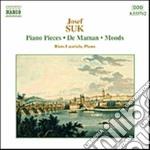 Suk Josef - De Maman Op.28, 6 Pezzi X Pf Op.7, Moods Op.10 cd musicale di Josef Suk
