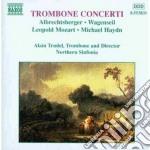 Concerti X Trombone cd musicale di Artisti Vari