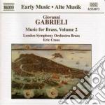 Gabrieli Giovanni - Musica X Ottoni Vol.2: Canzoni, Sonate,