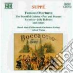 Franz Von Suppe' - Ouverture Celebri: La Bella Galatea, Fatinitza, Il Labirinto Della Fortuna cd musicale di Suppe' franz von