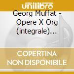 Organ works vol.2 cd musicale di MUFFAT