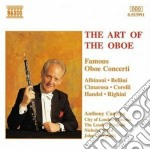 Concerti X Oboe Di Albinoni, Handel, Righini, Corelli, Cimarosa, Bellini cd musicale
