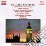 English Festival  - Leaper Adrian Dir  /csr Symphony Orchestra cd musicale